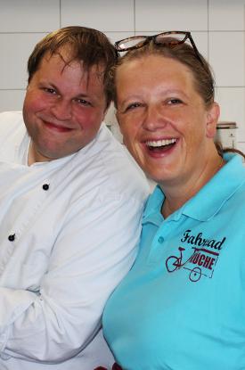 Michael und Simone Donhauser